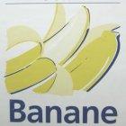 Banane Sahnestand Sahnefest Sahne Fond