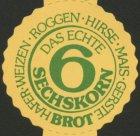 Brotbackmischung original SECHSKORN