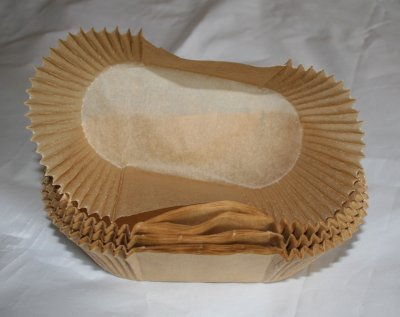 Ersatzinlets, Einlagen für  Holzbackform 500g