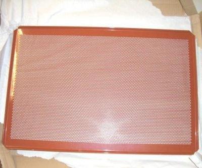 Lochblech für UNOX silikonbeschichtet 60cm breit 40cm tief