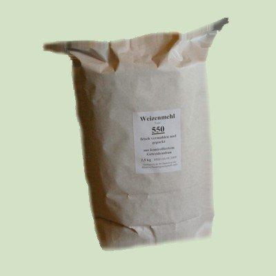 Weizenmehl Type550 2.5kg